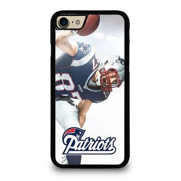 ROB GRONKOWSKI NEW ENGLAND PATRIOTS iPod Touch 6 iPhone 7 Case