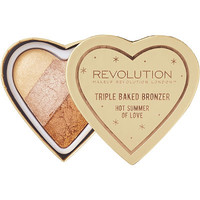 Makeup Revolution Blushing Hearts Bronzer | Ulta Beauty