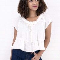 Women's Free People Charlie Tee