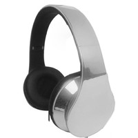 Supersonic High Performance Headphones-Silver