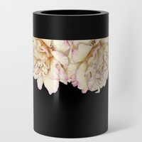 Roses - Lights the Dark Can Cooler by drawingsbylam