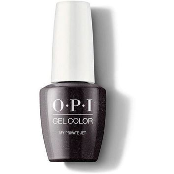 OPI GelColor - My Private Jet 0.5 oz - #GCB59
