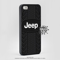 Mats Logo Jeep Cell Phone Cases For Iphone, Ipod, Samsung Galaxy, Note, HTC, BB