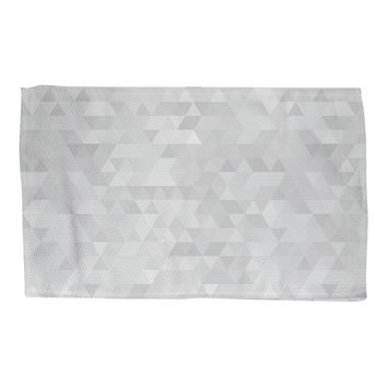Paper Triangles Rug