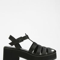 Wanted Alba Platform Fisherman Sandal - Urban Outfitters