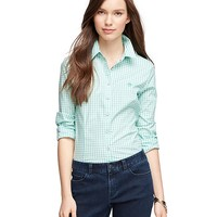 Gingham Shirt - Brooks Brothers