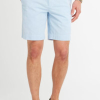 Vineyard Vines 9 Inch Pincord Classic Breaker Short- Harbor Clay