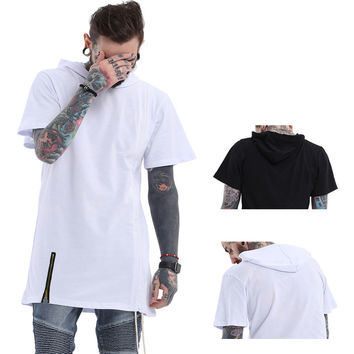 Summer Korean Men Casual Short Sleeve Hats [9724849411]