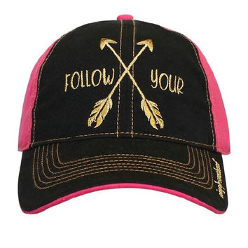 "Simply Southern ""Follow"" Hat"