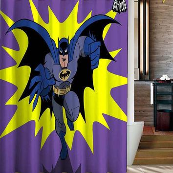 batman  Shower Curtain