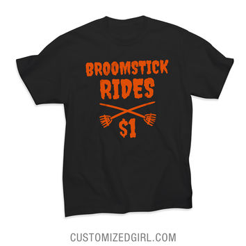 Broomstick Rides $1