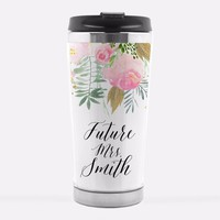 'Future Mrs.' Travel Mug