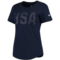 Women's Red Team USA Stealth T-Shirt