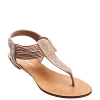 Madden Girl Teager Sandals – Ladies   Stage Stores