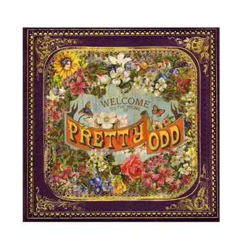 Panic! At The Disco - Pretty. Odd. Vinyl LP Hot Topic Exclusive