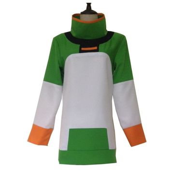 2018 Voltron Legendary Defender Pidge Cosplay Costume Overcoat Custom Made Hoodie