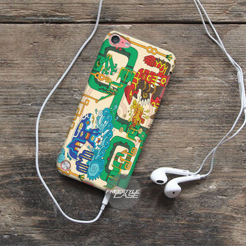 Art Work Mayan Pokemon iPod Case Cover Series