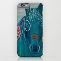 Warrior iPhone & iPod Case by Sophia Buddenhagen