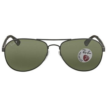 Ray Ban Polar Green Mens Sunglasses RB3549 006/9A 58