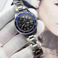 Rolex Women Fashion Quartz Watches Wrist Watch