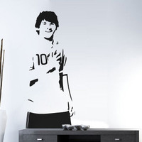 Wall Decals - Sports Decals Menu - Leo Messi - Wall Decals , Home WallArt Decals