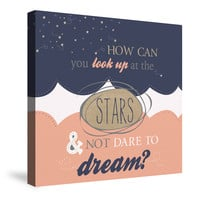 Stars Canvas Wall Art