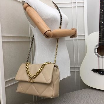 Designer CHANE SIZE  23×14×9 cm leather women silver and gold Gucci GG on Chain crossbody bag Chane vintage Chanl jumbo handbags shoulder bags tote