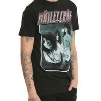 Motley Crue Dr. Feelgood Straightjackets T-Shirt