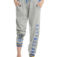 Harry Potter Ravenclaw Girls Boyfriend Jogger Pants