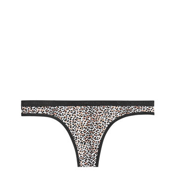 Thong Panty - Stretch Cotton - Victoria's Secret