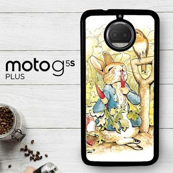 Beatrix Potter Peter Rabbit V1584  Motorola Moto G5S Plus Case