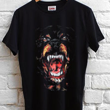 givenchy rottweiler dog T-shirt men, women and youth