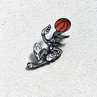Space Jam Bugs Bunny Pin - Urban Outfitters
