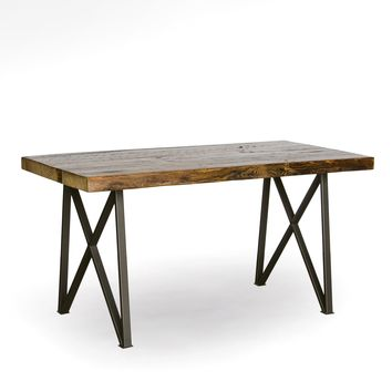 Monarch Reclaimed Wood Dining Table