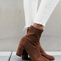 Jeffery Campbell Womens World Tour Ankle Boot