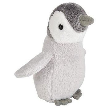Wildlife Tree 3.5 Inch Baby Penguin Mini Small Stuffed Animals Bulk Bundle of Zoo Animal Toys or Arctic Animal Party Favors for Kids Pack of 12