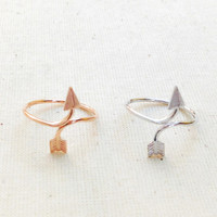 Arrow Ring #130