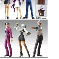 Phoenix Wright : Ace Attorney Box Figure Set of 6 pcs