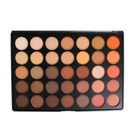 MORPHE 35O COLOR GLOW EYESHADOW PALETTE