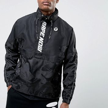 AAPE By A Bathing Ape Overhead Jacket at asos.com