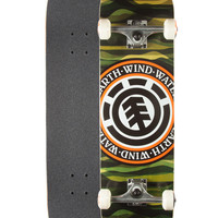 Element Land Lines Seal Full Complete Skateboard Camo One Size For Men 27124394601