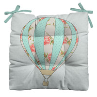 Allyson Johnson Fly Away With Me Outdoor Seat Cushion
