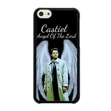 CASTIEL ANGEL OF THE LORD iPhone 5C Case