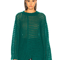 Rachel Comey Doubles Sweater in Emerald | FWRD