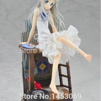 "Free Alter JP Anime Anohana Honma Meiko Menma 21cm/8.3"" Actiion Figure Collectible Model Toy"