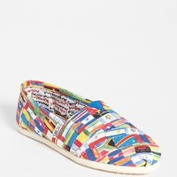 TOMS 'Classic - Flag' Slip-On (Women) (Nordstrom Exclusive) | Nordstrom