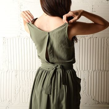 JOINERY - Field Dress by Jesse Kamm