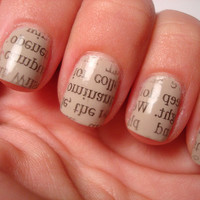 Booklicious: A Lick of Literary Polish for Your Nails