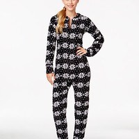 Family Pajamas Women's Holiday Jumpsuit - Macy's Exclusive