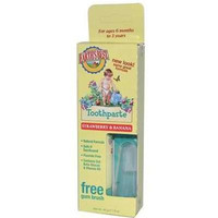 Earths Best Baby Care Tthpst Straw-ban (1x1.6oz )